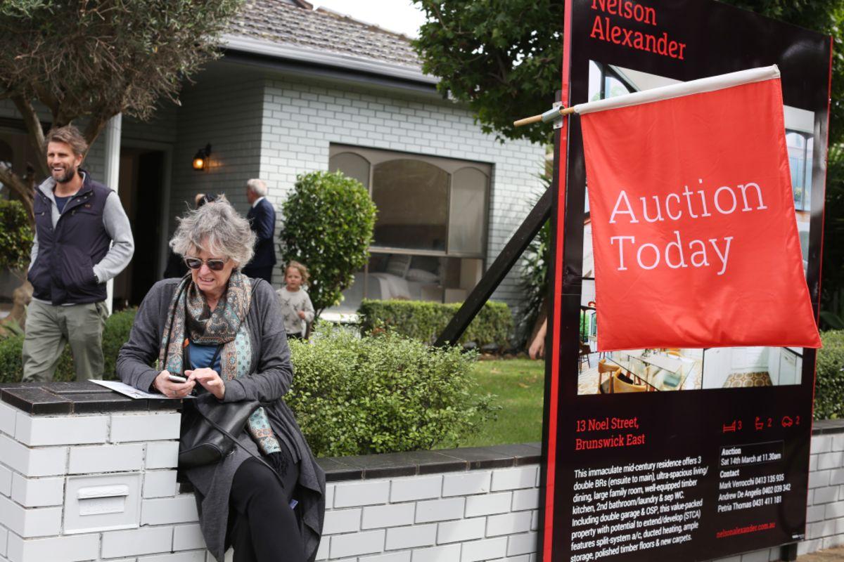 Melbourne Auction