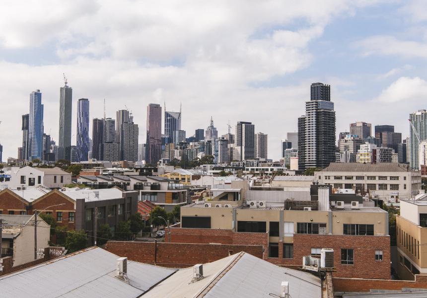 Victoria's Capital, Melbourne.